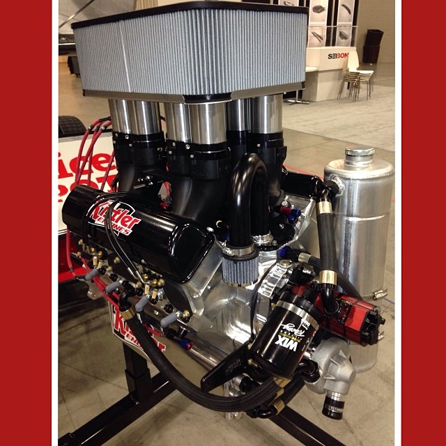 Kistler Sprint Motor At Pri Equipped With Xrp Lightweight