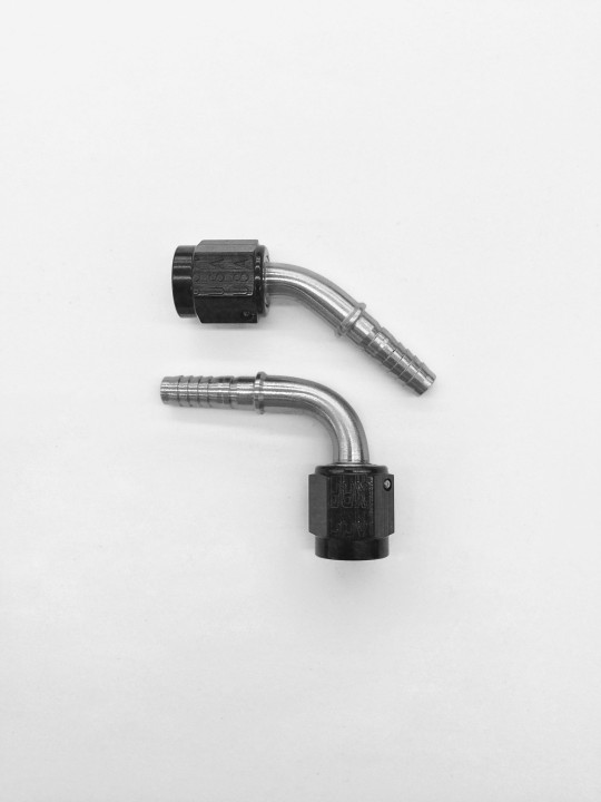 Mechanical Fuel Injection hose ends