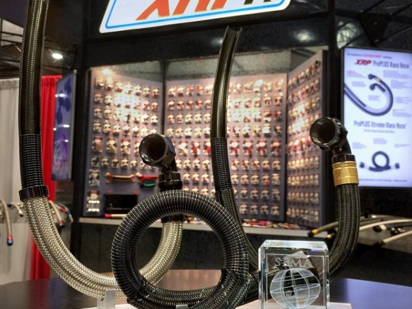 SEMA ends and XRP's ProPlus Race Hose and NEW ProPlus Xtreme Race Hose gather in two SEMA Global Media awards for New Products