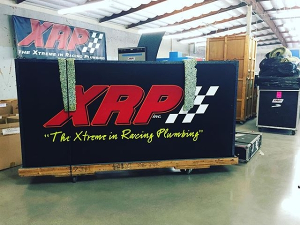Staging to ship the displays off to SEMA 2015 in Las Vegas Convention Center, November 3-6.  Come visit with us in Booth 24835 Central Hall, High Performance