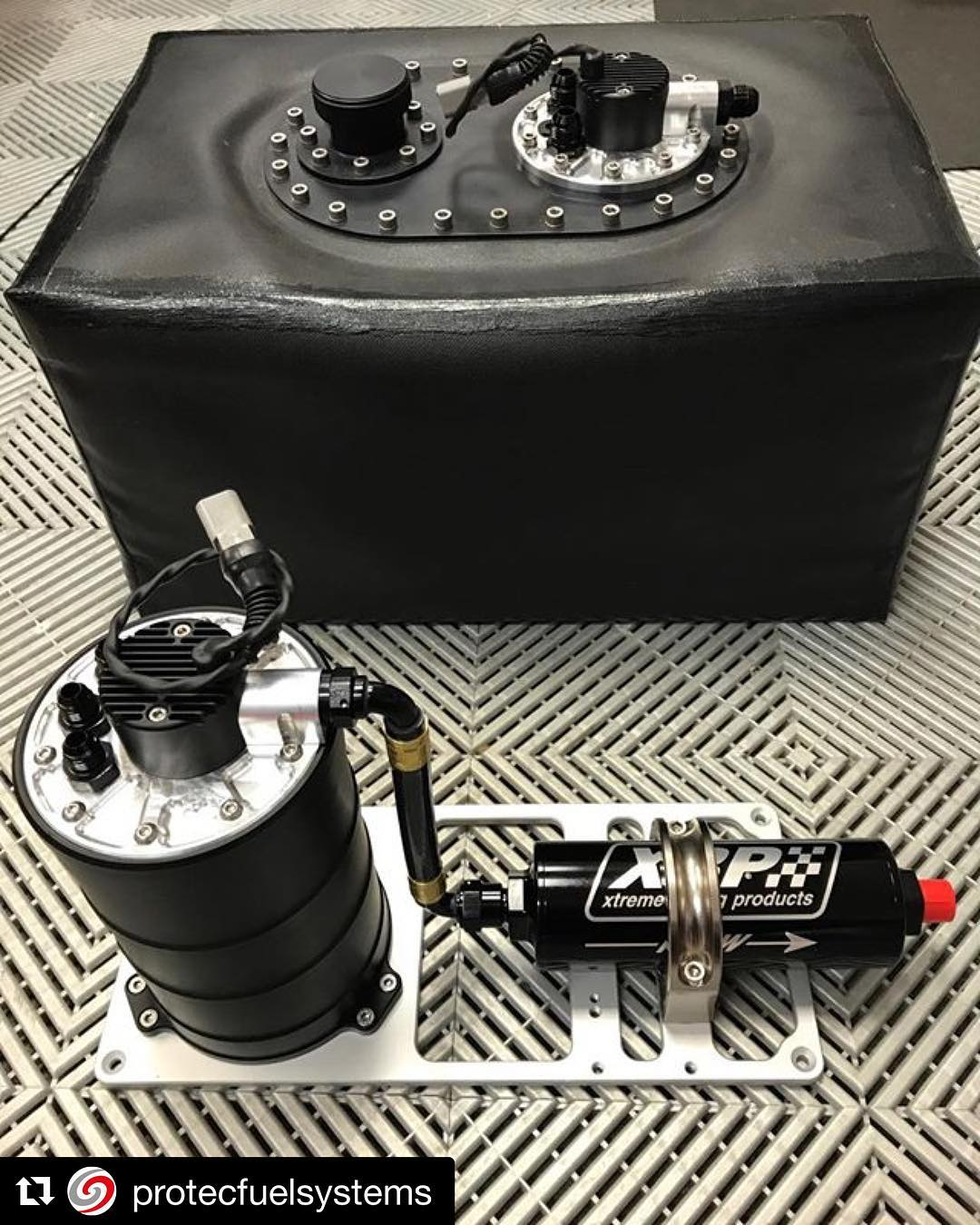 Protecfuelsystems ・・・ Brushless Fst Or Fuel Plate Mount You Choose The New Cobra Modular