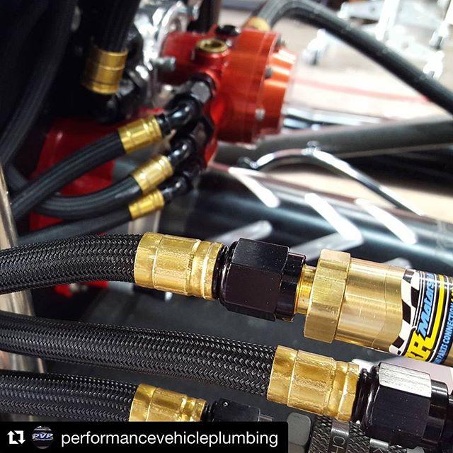 dabe34b85 @performancevehicleplumbing ・・・ Sprint car fuel pump @xrpracing XM Race Hose